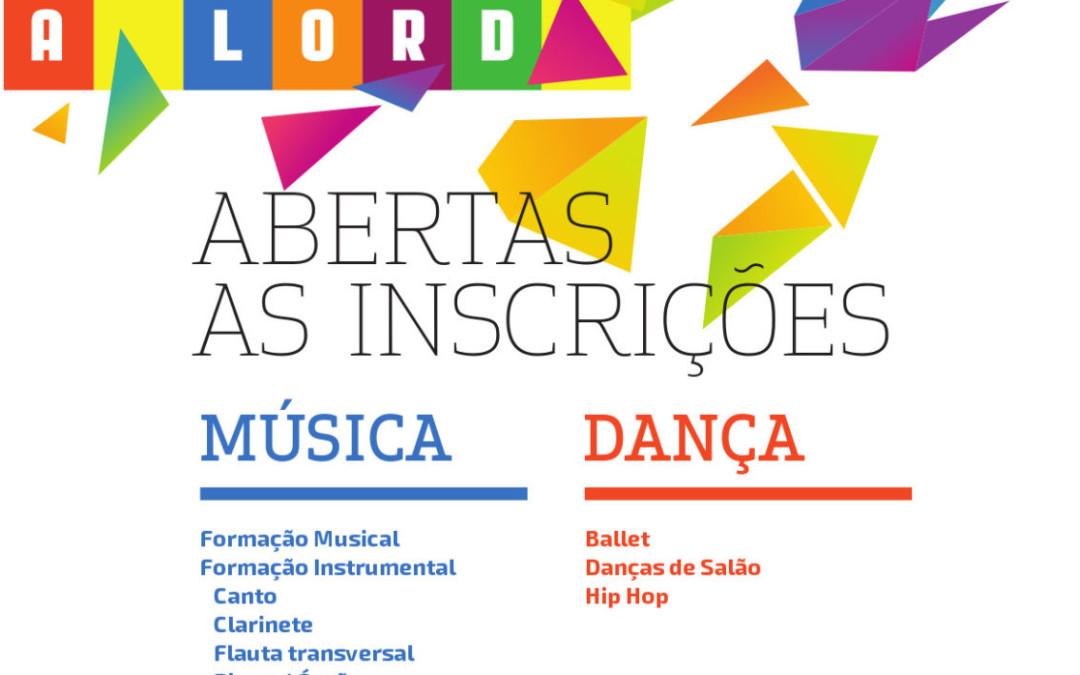 Inscrições | Escola de Dança e Escola de Música