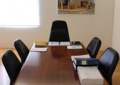 Sala Conselho de Administração