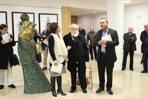 Artigo | Desenho e Escultura do Mestre José Rodrigues
