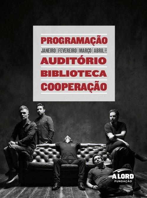 PROGRAMA DE ATIVIDADES | Janeiro a Abril 2018