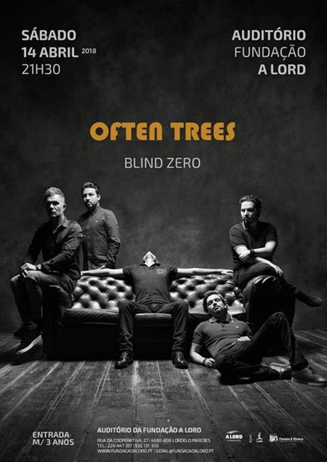 Concerto | OFTEN TREES | 14 abril